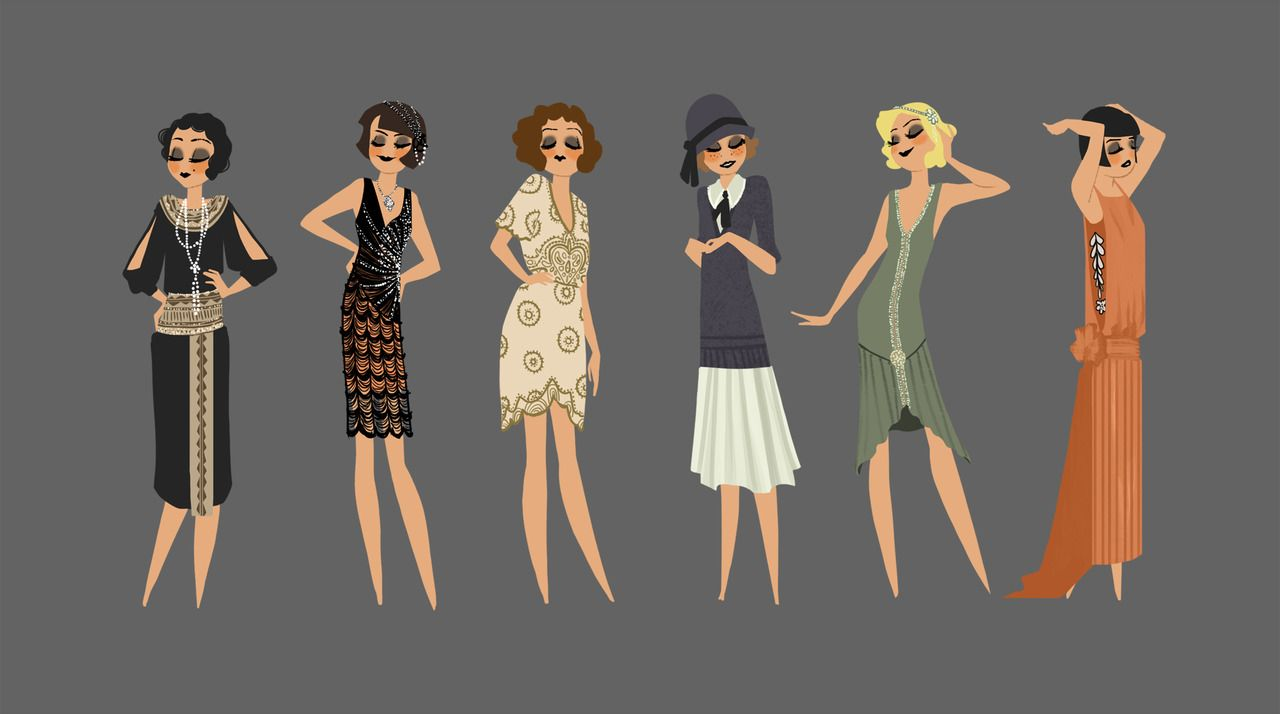 Costume exploration from the s flappers pinterest s