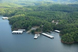 Carter S Lake In Chatsworth Ga Is A Fun Place For Fishing Boating