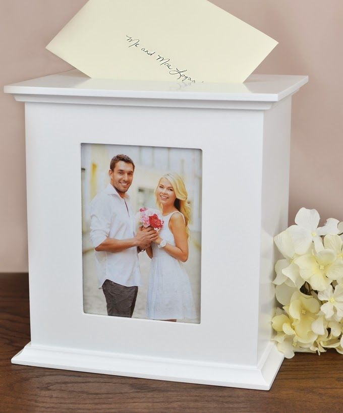 Gift Card Box For Wedding Reception: Creative Uses For Your Wedding Card Box With Free