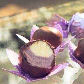 Trufa Dois Vinhos: esse doce é para os grandinhos.