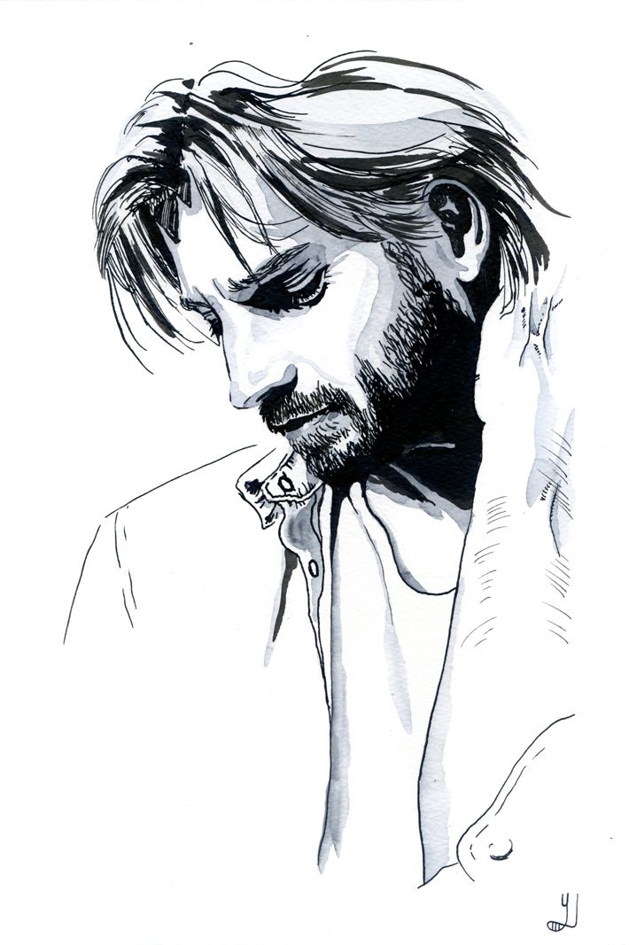 Jaime (inked) | by Yuminette