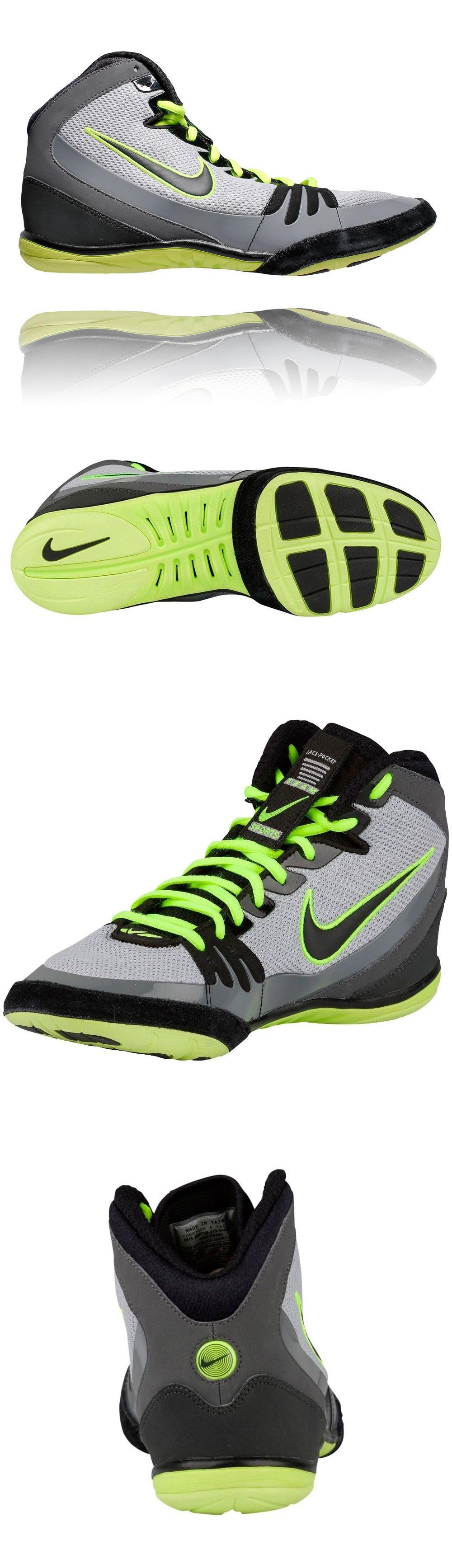 Footwear 79799: Nike Freeks Size 9 Nike Freek Wrestling Shoes (Og Inflicts)  Rare