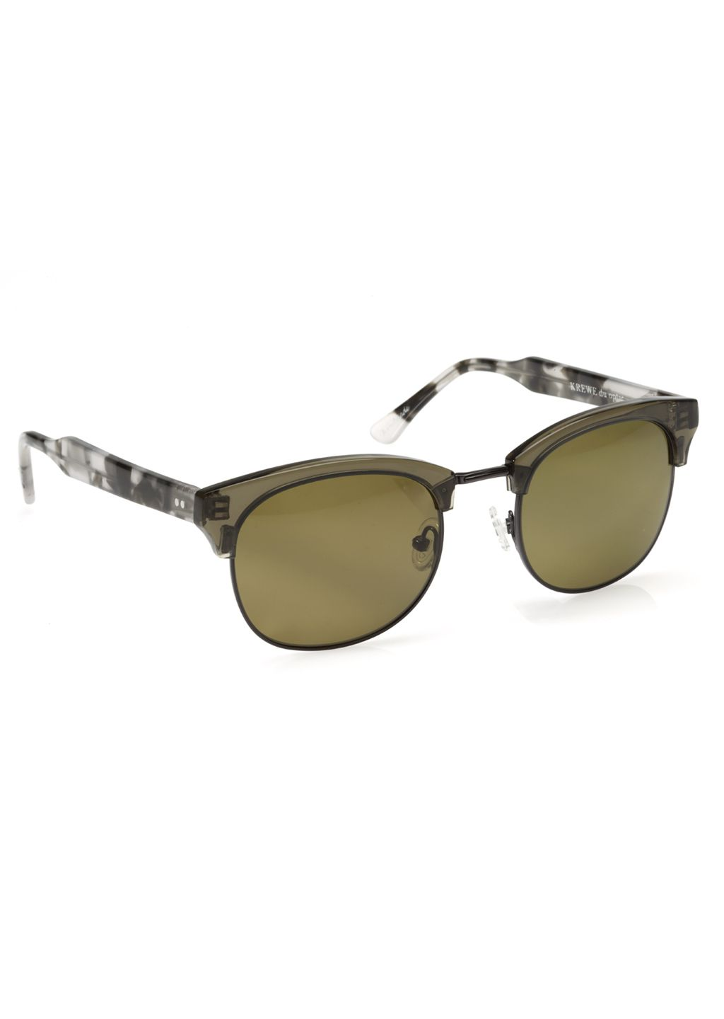 L•G•D | Olive Camo Polarized // sunglasses for square face shapes