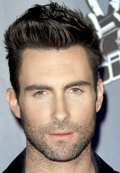 The 25 Greatest Adam Levine Photos Ever Celebuzz Adam Levine Hair Short Hair Mohawk Wig Hairstyles