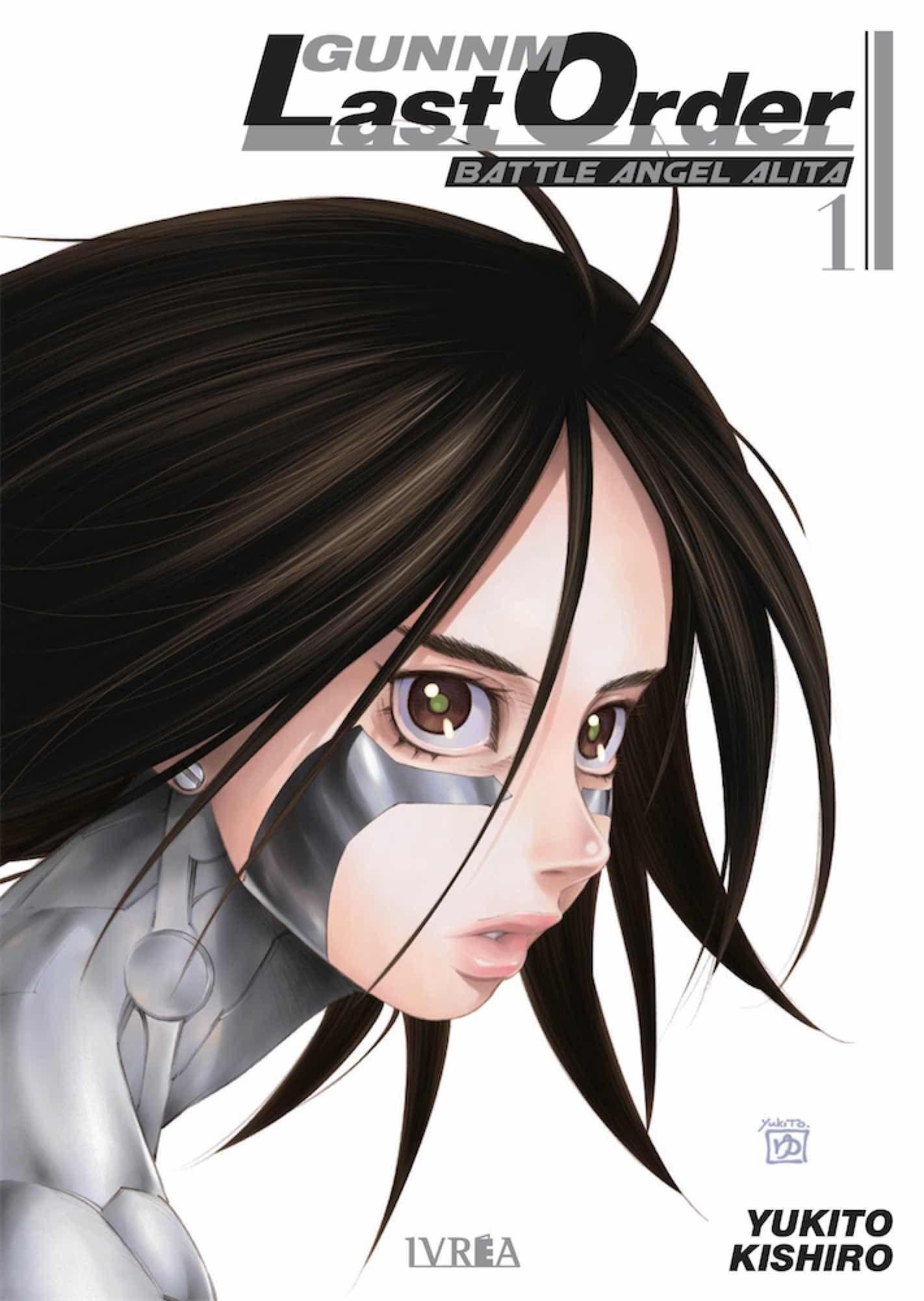 Gunnm Last Order 01 Autor Es Yukito Kishiro Editorial Ivrea Isbn 9788417699727 Fecha De Salida 17 01 2019 Encuader Yukito Artistas Arte Fantastico