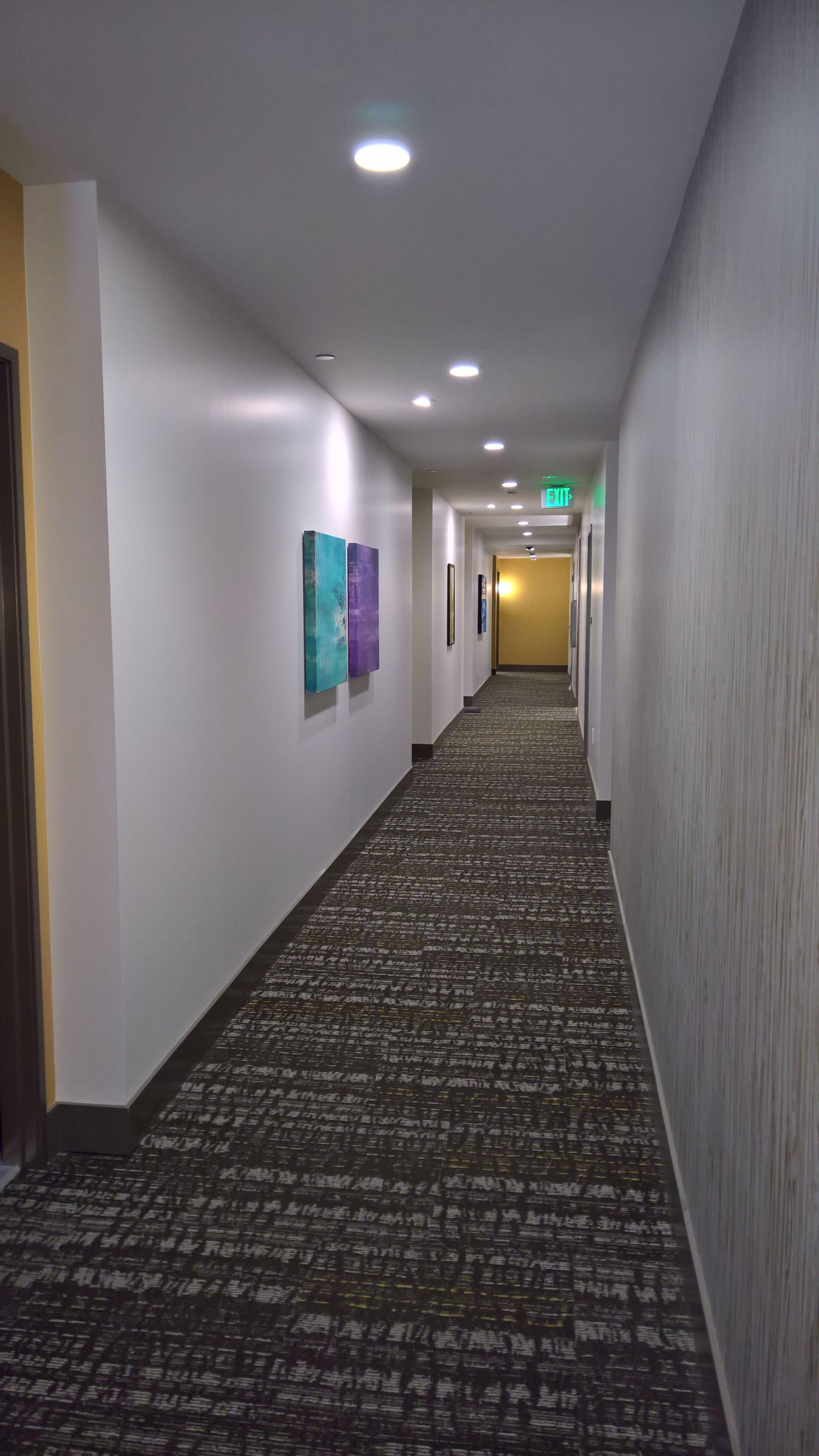 Pin By Heather Saldana On Professional Hotel Hallway Condo Design Hallway Designs
