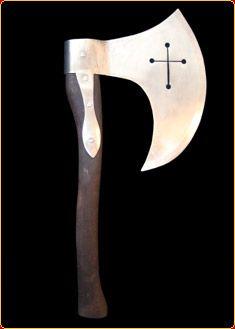 Gothic battle axe