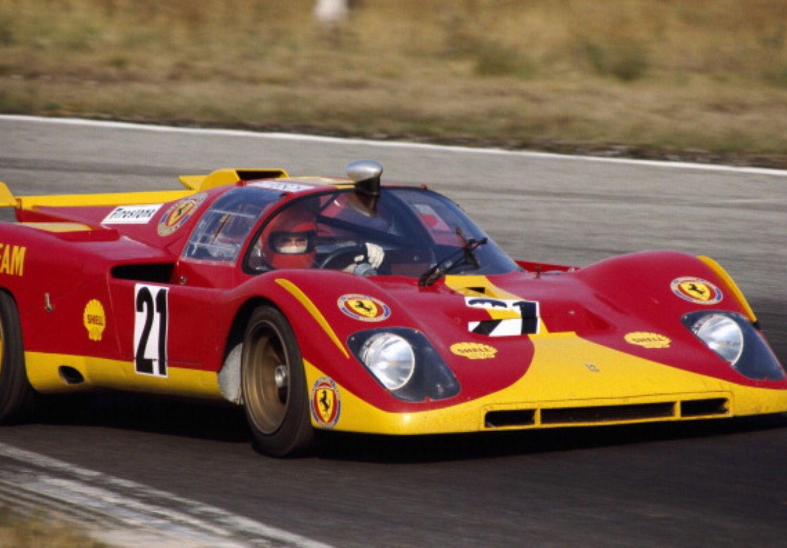 Ferrari 512 M. Ferrari racing, Sports car racing