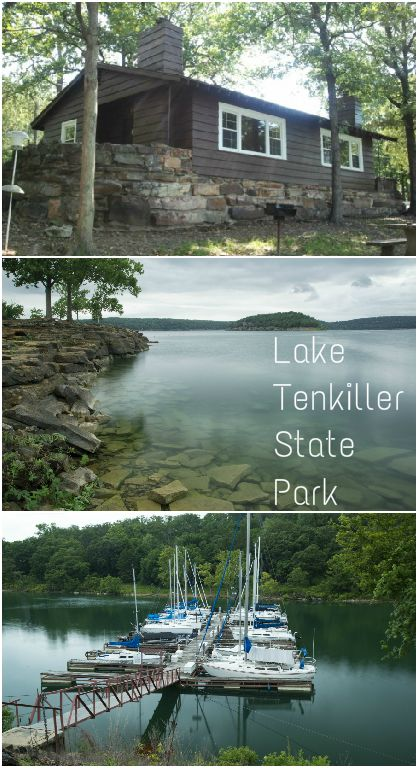 T Is For Tenkiller State Park. Located In Eastern Oklahoma, This Gorgeous  Outdoor Recreation Area Has A 130 Miles Of Shoreline, Great Cabins And Even  ...