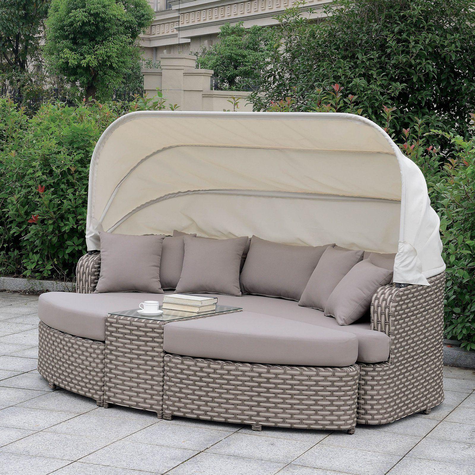 Furniture Of America Calabasas Resin Wicker Outdoor Patio 400 x 300