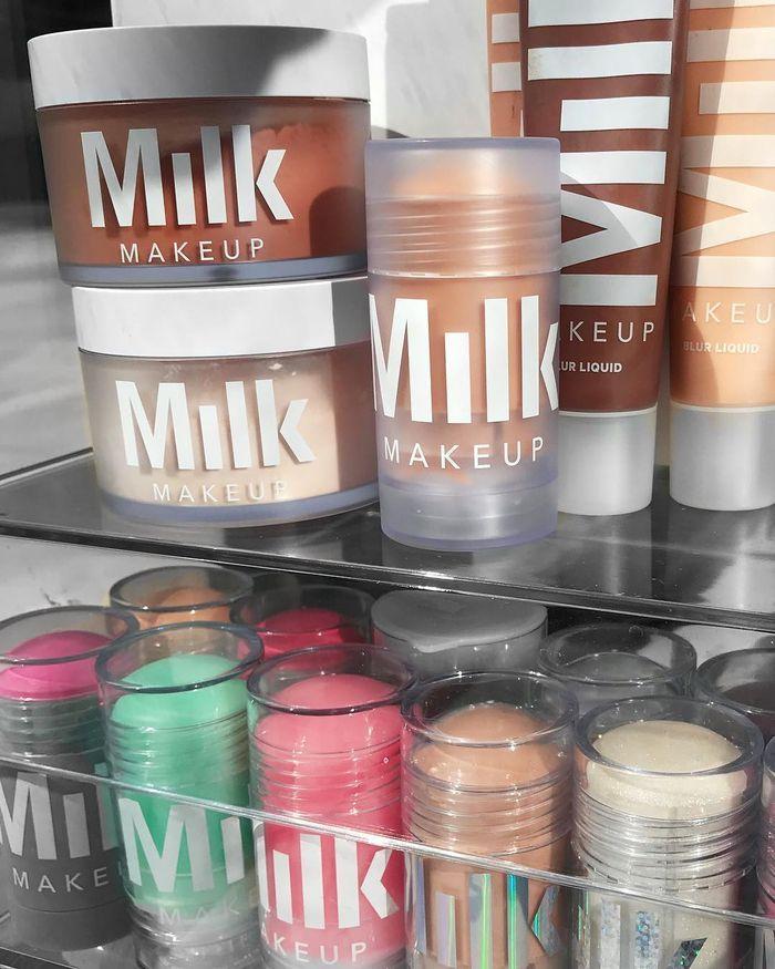 Best Milk Makeup: Milk makeup shelfie
