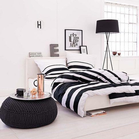 Black and white Nya lägenheten Pinterest Schwarz und weiß - wohnzimmer schwarz wei