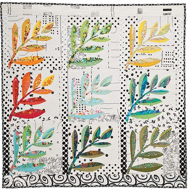 The Best-Ever Appliqué Sampler from Piece O' Cake Designs by C Publishing, via Flickr