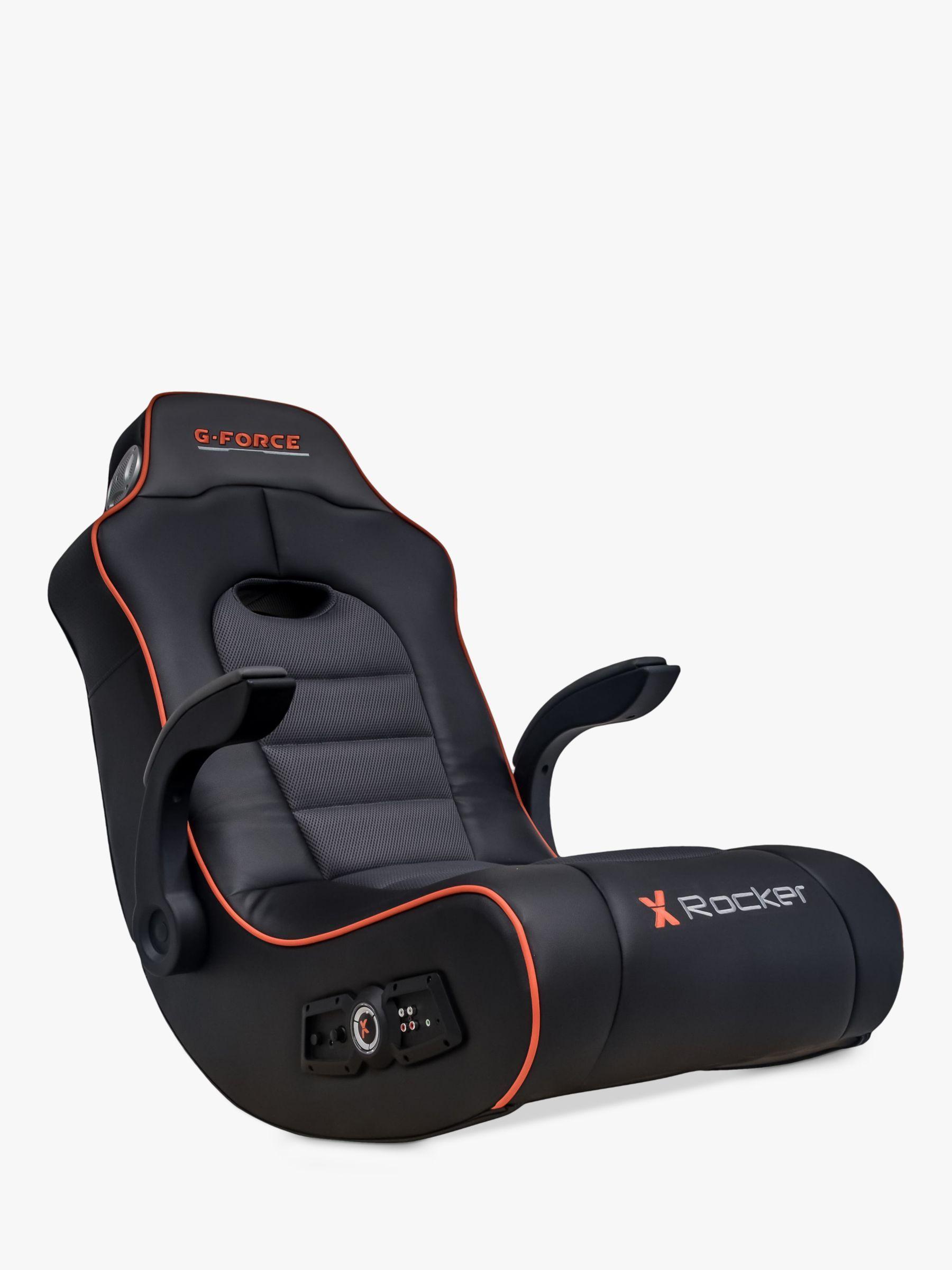 X Rocker GForce 2.1 Audio Floor Rocker Gaming Chair