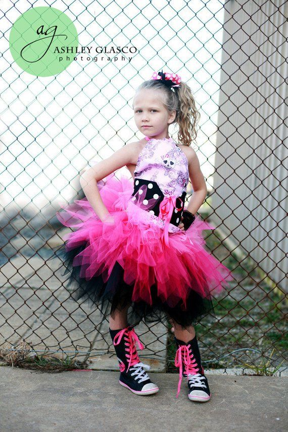 46a699bd05 Pink Pirate Costume Tutu Baby to Toddler Size 4T in 2019 | Products ...