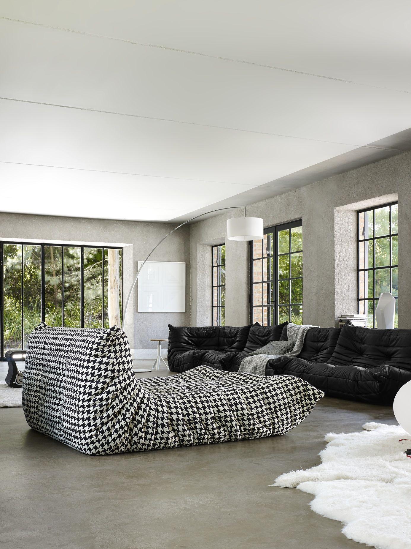 Togo upholstery designer michel ducaroy ligne roset chairs pinterest - Fauteuil ligne roset togo ...