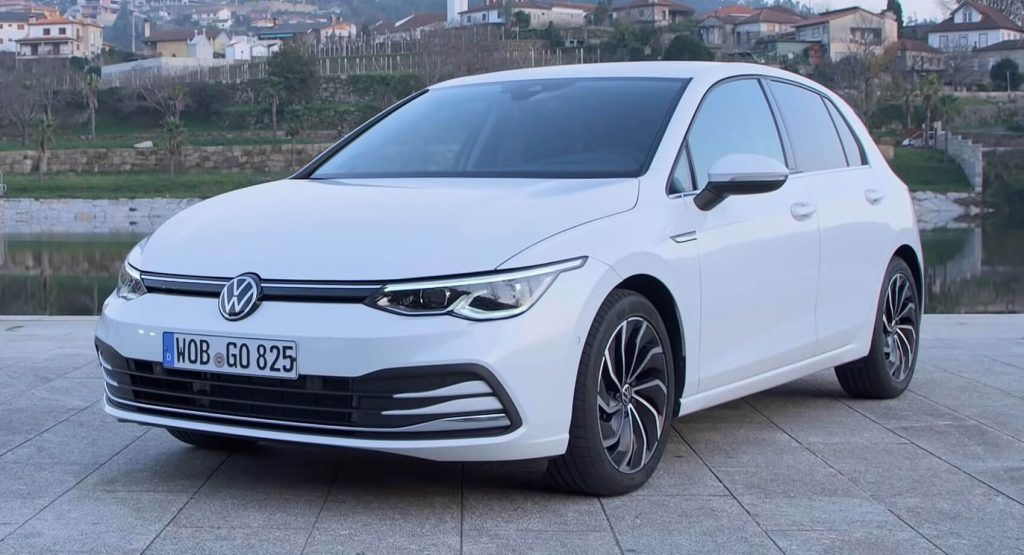 Review 2020 Vw Golf Is The People S Hatchback From A New Era Hatchback Cars Volkswagen Super Cars