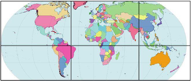 Maps Large Printable World Map Blog With Collection Of All: Large Printable World Maps At Slyspyder.com