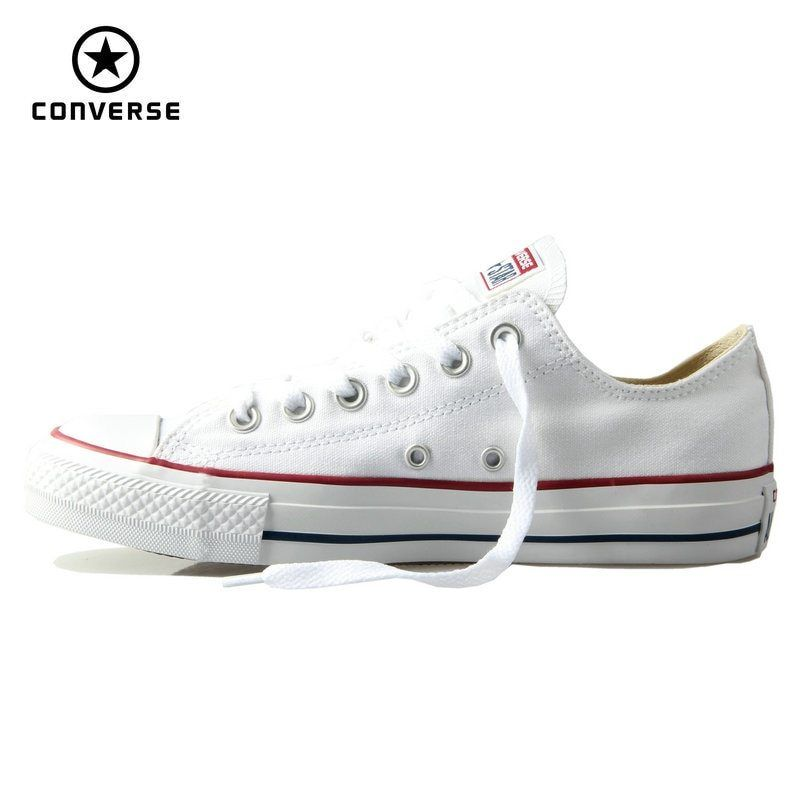 fd7a797e20b Original Converse classic all star canvas shoes men and women sneakers low  classic Skateboarding Shoes 4... original price($):US $66.50 sale  price($):US ...