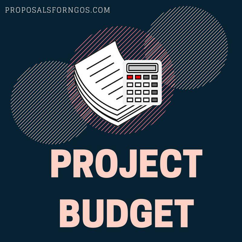 Proposal Writing, Budgeting, Proposal