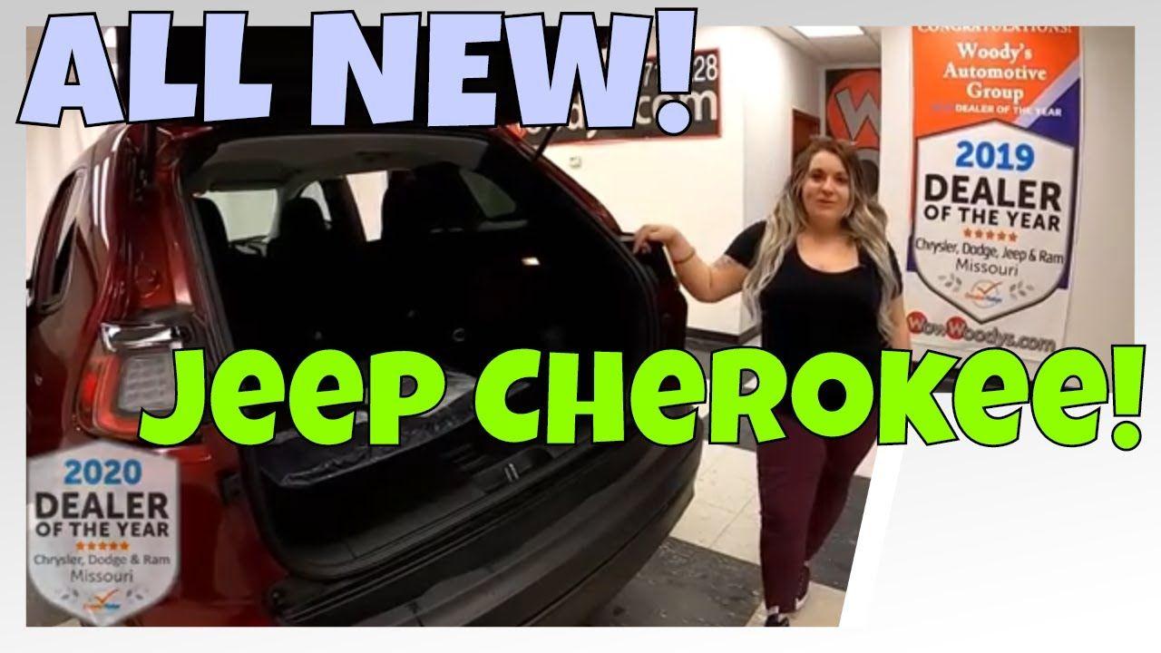 ALL NEW 2019 Jeep Cherokee Latitude Video Walkthrough at