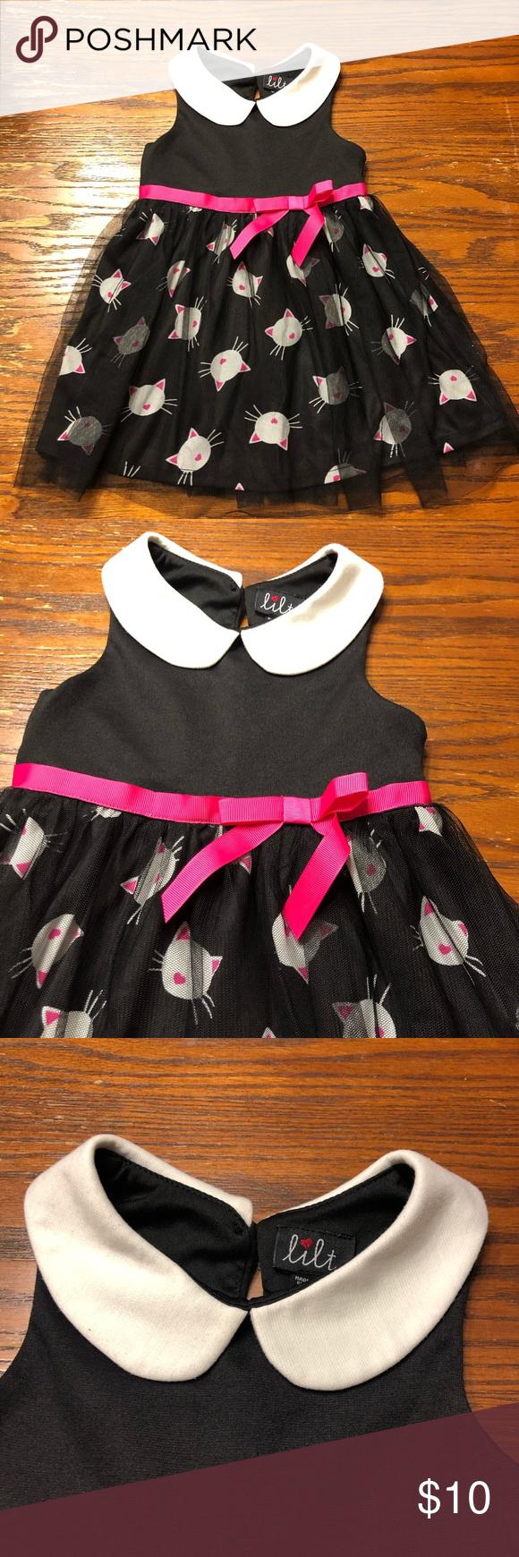Lilt Nwot Black Sleeveless Dress Size 3t Black Sleeveless Dress Black Sleeveless Dresses [ 1740 x 580 Pixel ]