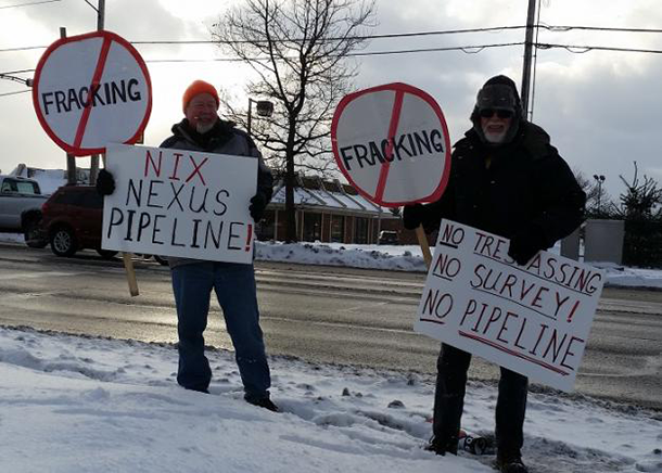 Pipeline Raises Safety and Property Rights Concerns for