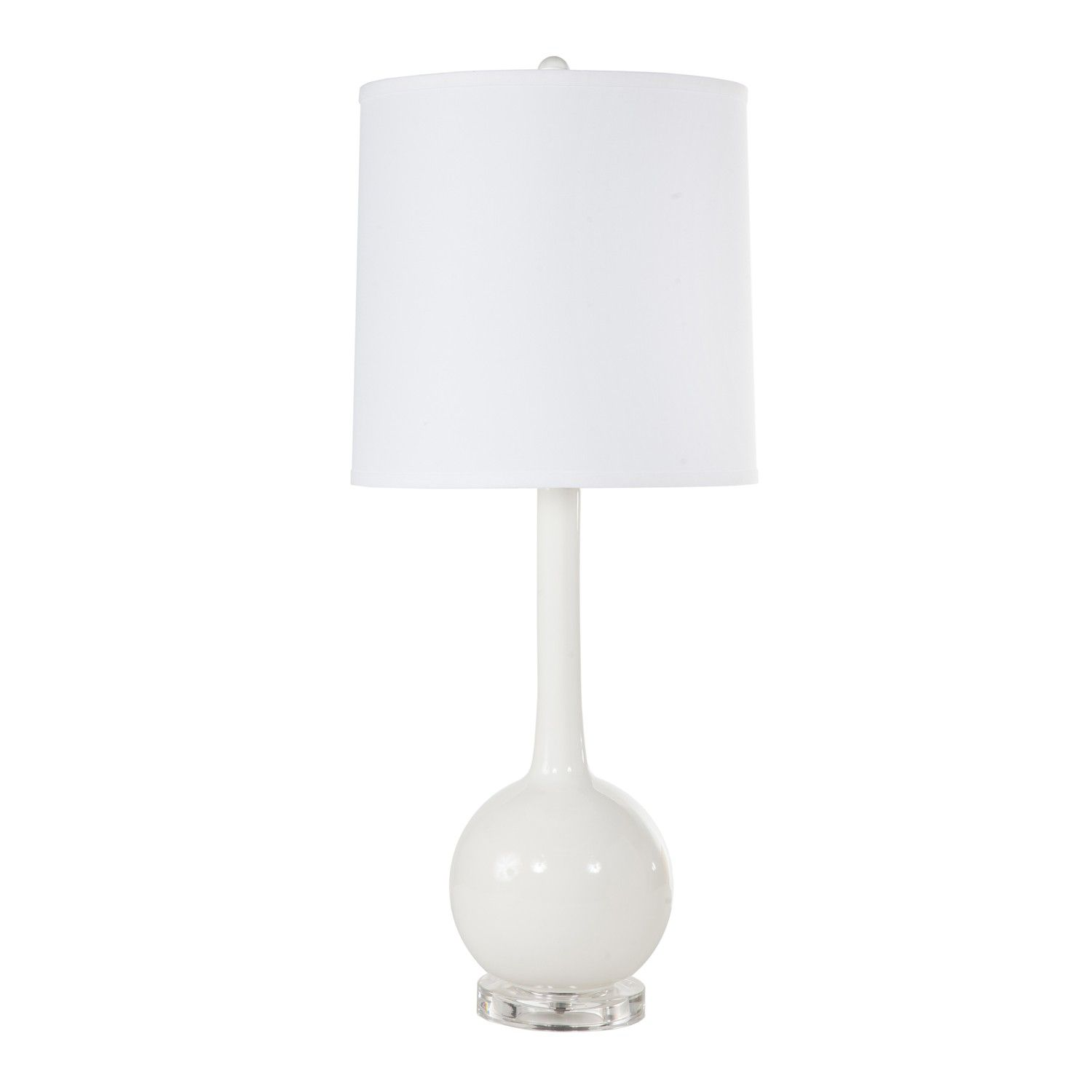Lydia Wh Lighting Collection Table Lamp Ceramic Table Lamps White Table Lamp