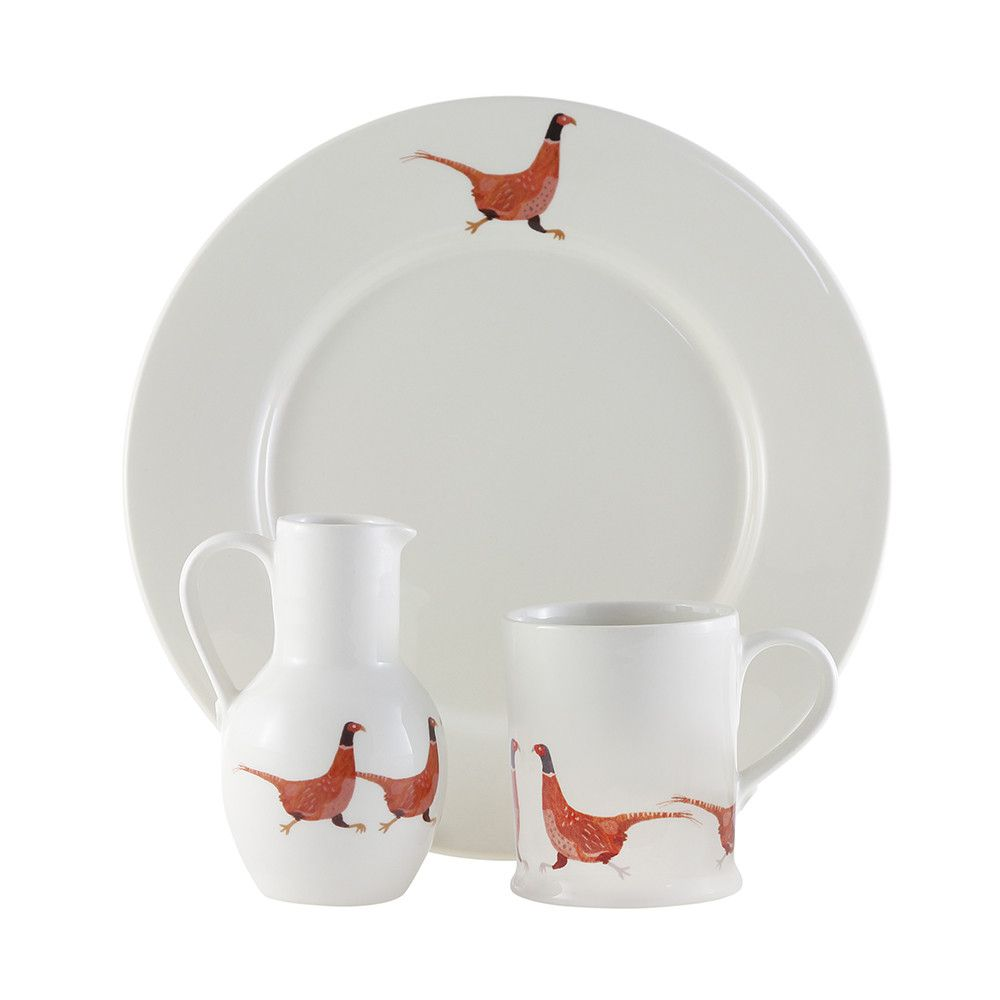 Countryside Pursuits Pheasant Tableware Collection  sc 1 st  Pinterest & Countryside Pursuits Pheasant Tableware Collection | CHRISTENING ...