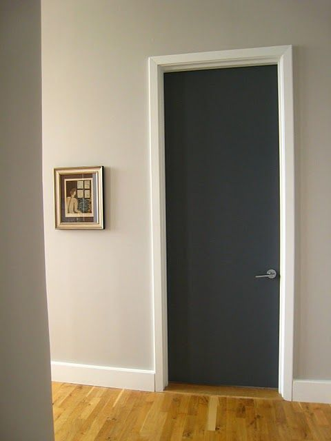 now this would be very simple with my 70s slab doors existing skinny trim. Just & now this would be very simple with my 70s slab doors existing ... Pezcame.Com