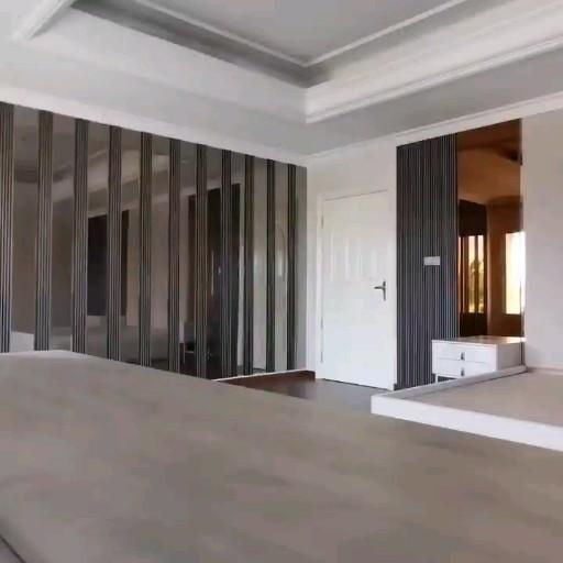 تفصيل سرير Upholstery Fabric Room Furniture