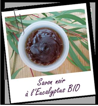 savon noir eucalyptus aroma zone