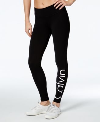 d468a14757 CALVIN KLEIN Calvin Klein Performance Logo Leggings. #calvinklein #cloth #  leggings