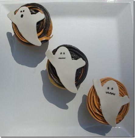 Halloween #Cupcakes