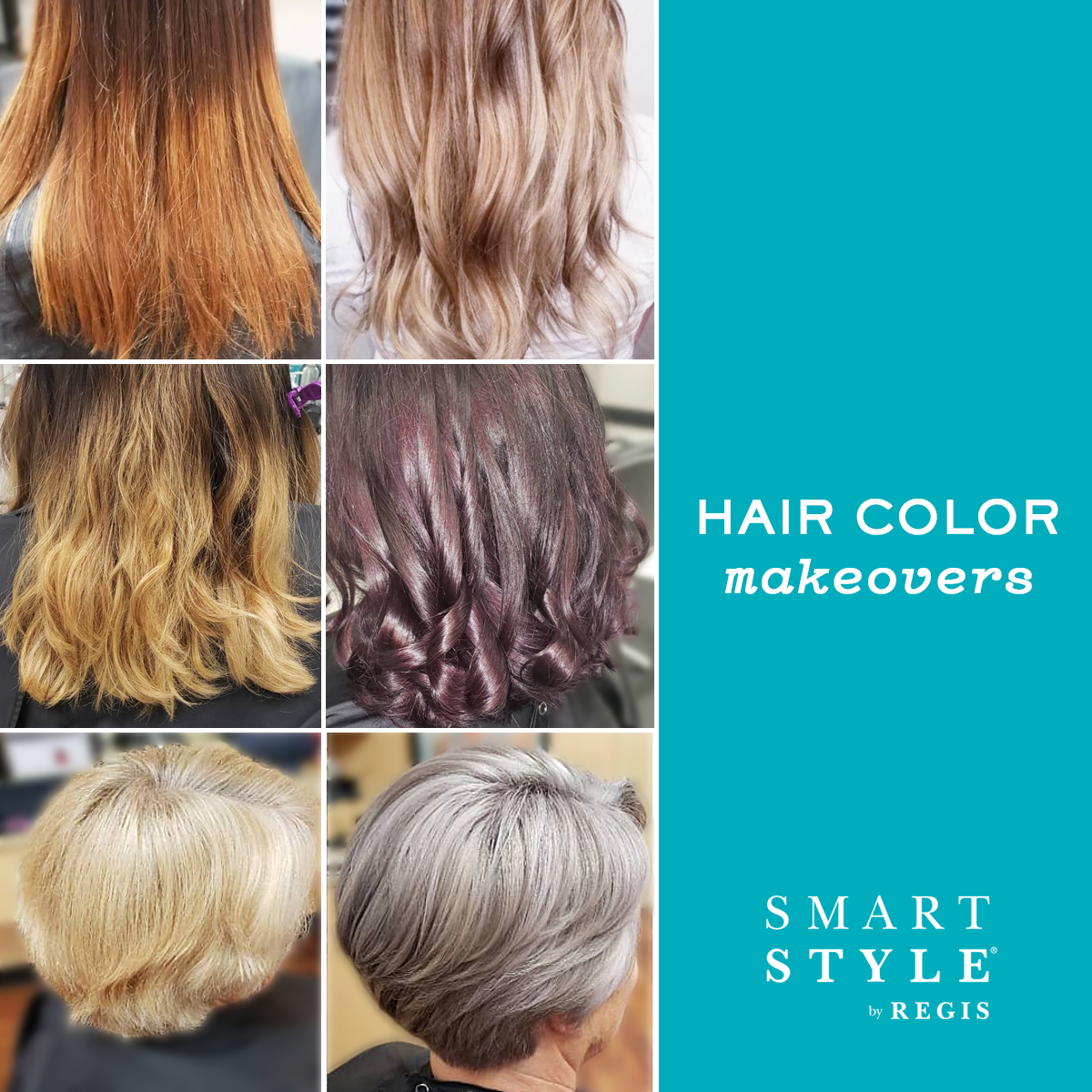 These Hair Color Makeovers Couldn T Be More Beautiful See More Amazing Before And Afters From Our A Grey Hair Color Silver Matrix Hair Color Blonde Highlights