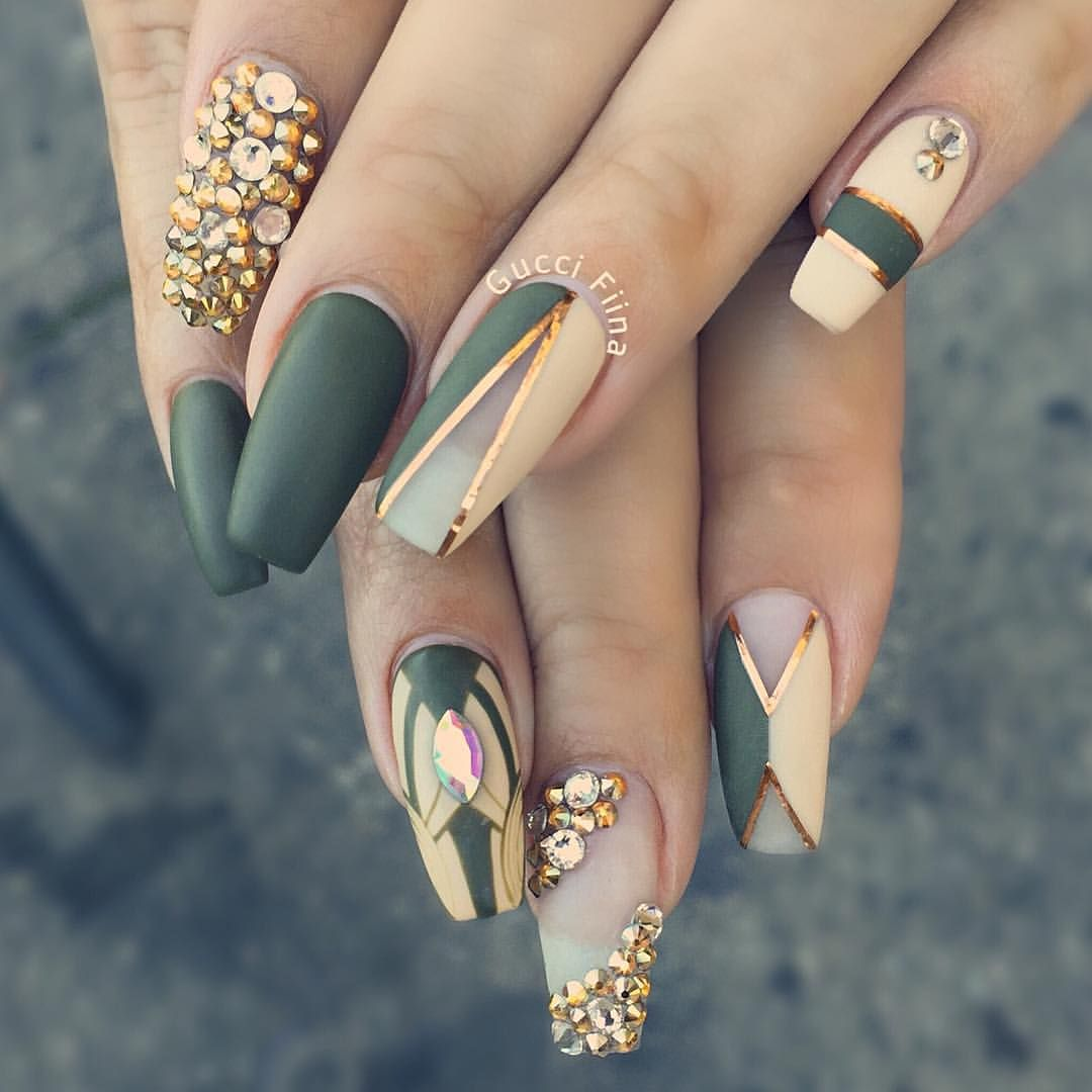 Pin by Gaby Garcia on Nail\'s | Pinterest | Nail nail, Makeup and ...