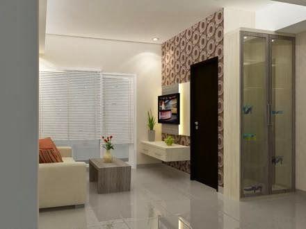 Jasa Desain Interior Apartemen Studio Furniture Lemari Rak ...