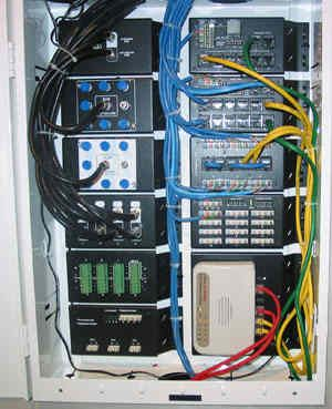 Installation Smart Wiring Structured Wiring Home Automation System