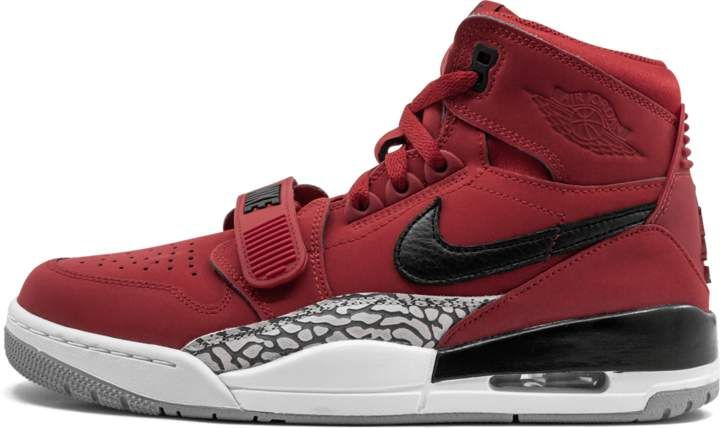 newest collection b3daa f5979 Air Jordan Legacy 312 Varsity Red Black