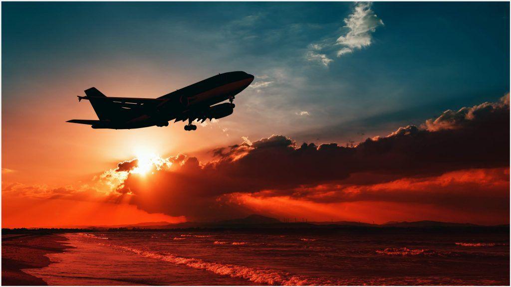 Plane Flying Over Sea 4k Wallpaper Plane Flying Over Sea 4k Wallpaper 1080p Plane Flying Over Sea 4k Wallpaper D Airplane Wallpaper Aircraft Plane Wallpaper