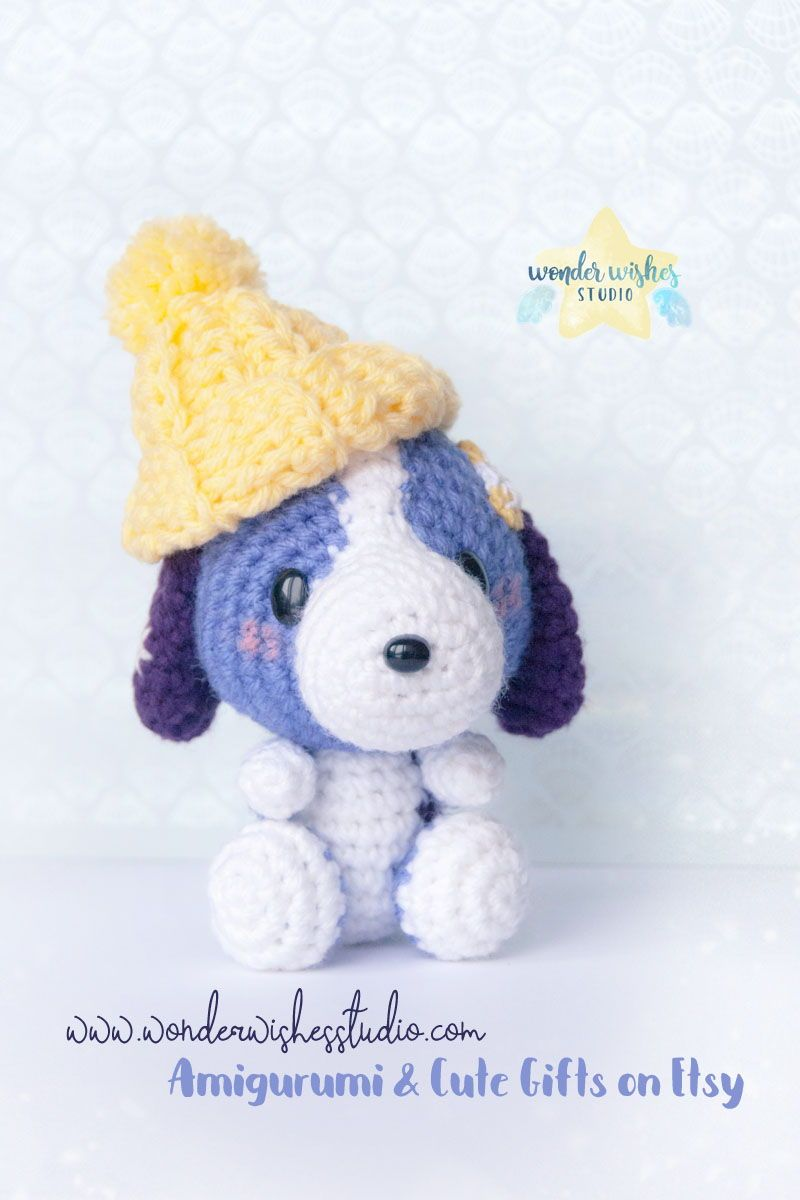 Japanese Collection Amigurumi I: Crochet Kawaii Critters designed ... | 1200x800