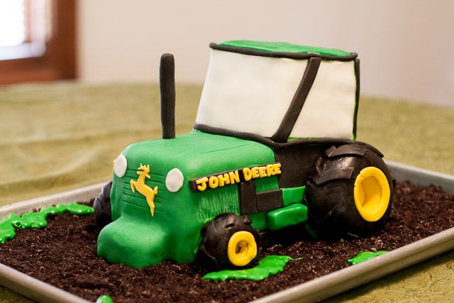 John Deere Tractor Birthday Party Our Family Unit Blog Great