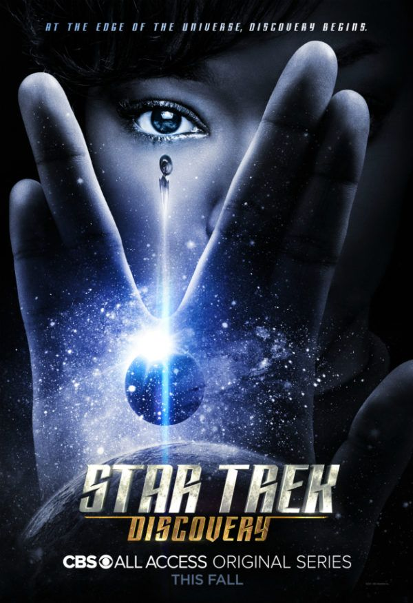 Star Trek Discovery E Uma Serie De Televisao Norte Americana