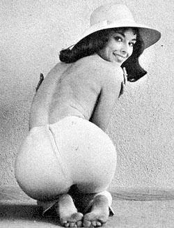 Bachelor pad women nude