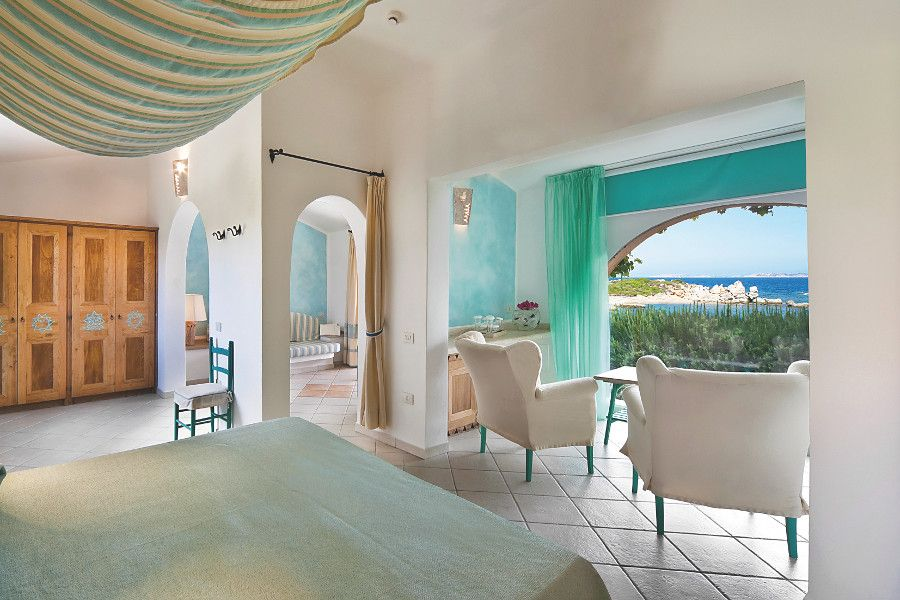 The rooms of the Hotel Erica Sardinia | Hotel 5 Stelle ...