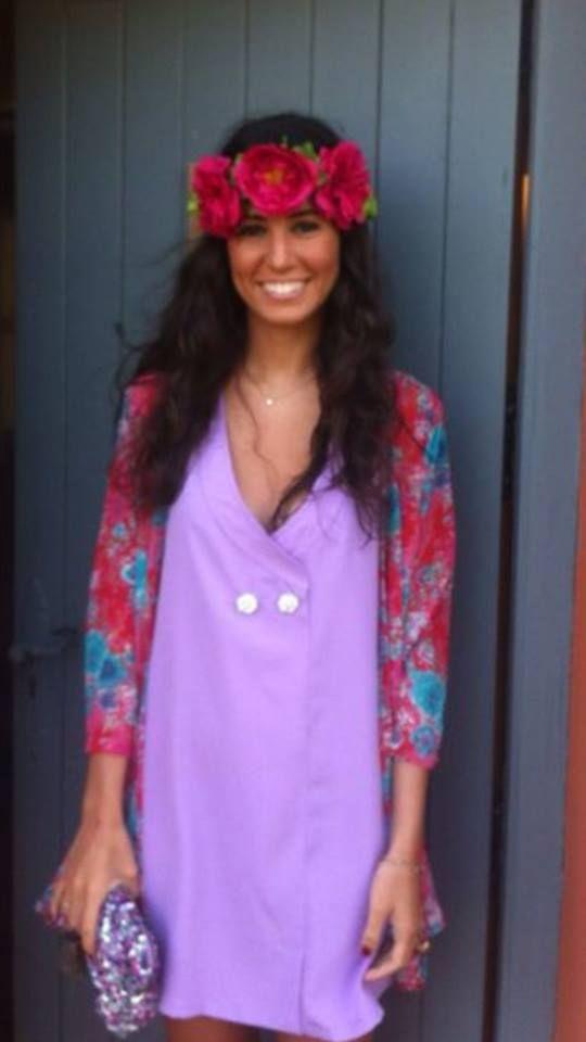 Con vestidito de An & Lee SS\'13 | Friends | Pinterest | Leer ...