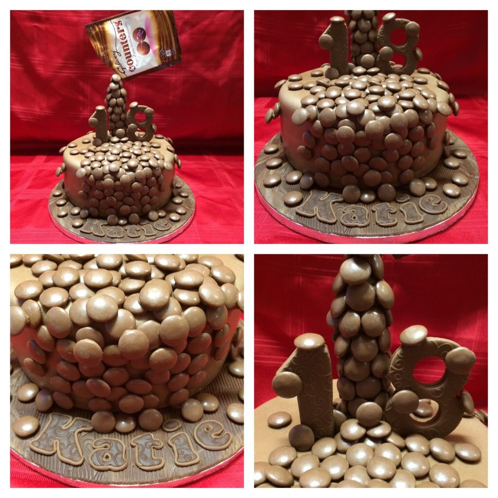 Galaxy Counters Gravity Defying Cake All Chocolate Throughout