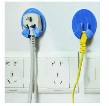 A Plug Hook That Allows You To Hang Your Plugs Sockets To Avoid Any Mess Www Icart Com Sg Plug Socket Bathroom Furniture Storage Bathroom Furniture Uk