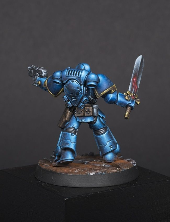 Study Room 40000: Pin On ULTRAMARINES
