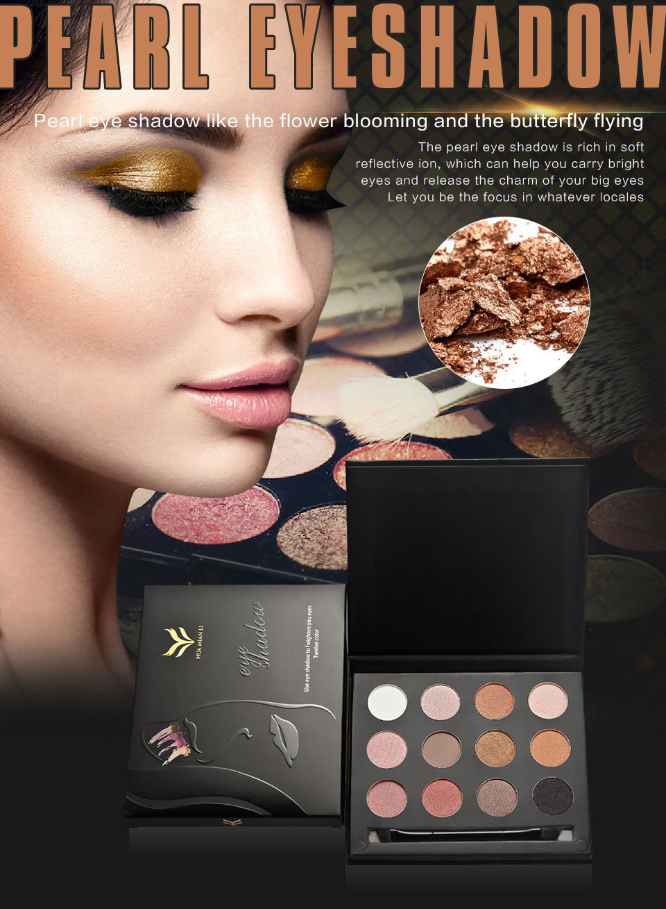 Eyeshadow Powder Makeup http//bit.ly/2Eyeshadow?utm
